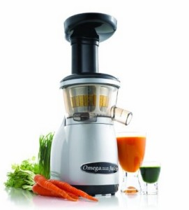 Omega masticating juicer