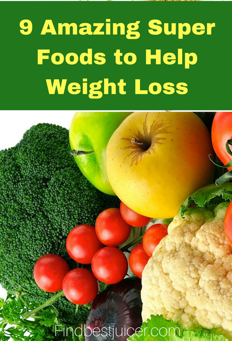 super food to help weight loss